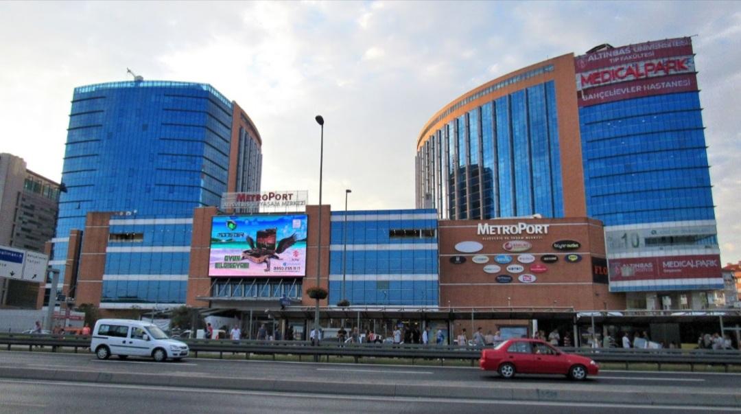 مول ميتروا بورت اسطنبول
