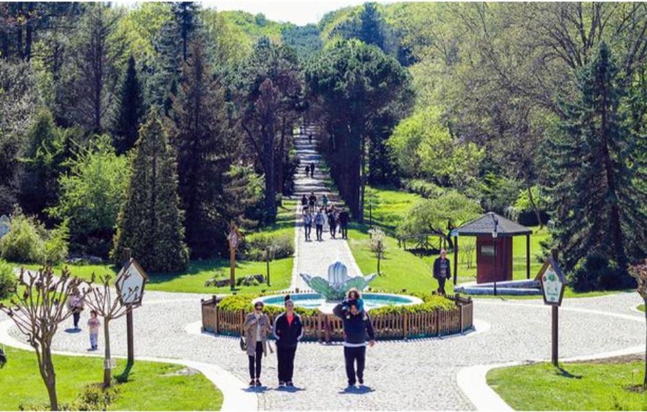 حديقة اتاتورك اسطنبول