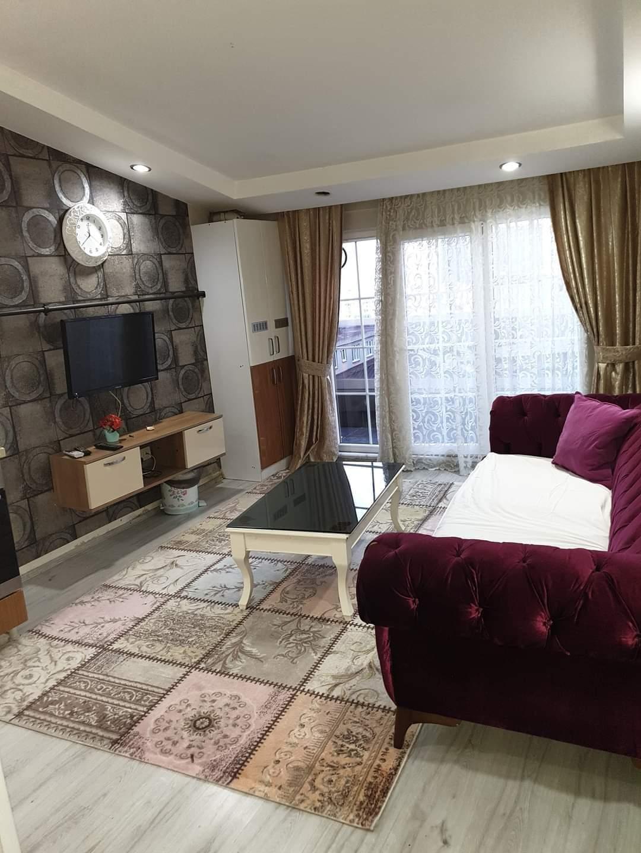 اعلان983 شقة غرفة نوم وصالة  مفروش للايجار السياحي خلف مول جواهر الكبير في شيشلي اسطنبول